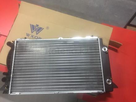 Радиатор охлаждения двигателя Audi 80 за 8 000 тг. в Алматы – фото 3