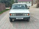 ВАЗ (Lada) 2107 2007 года за 1 550 000 тг. в Алматы – фото 2