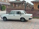 ВАЗ (Lada) 2107 2007 года за 1 550 000 тг. в Алматы – фото 3