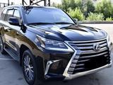 Lexus LX 450 2017 года за 41 000 000 тг. в Туркестан