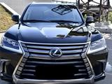 Lexus LX 450 2017 года за 41 000 000 тг. в Туркестан – фото 2