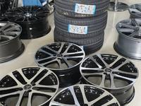 Комплект новых дисков r17 4*98 за 170 000 тг. в Алматы