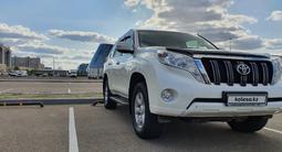 Toyota Land Cruiser Prado 2014 года за 14 500 000 тг. в Нур-Султан (Астана) – фото 2