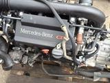 Двигатель на Мерседес Вито Виано 2.2cdi за 4 000 тг. в Караганда – фото 3