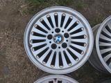 Оригинальные легкосплавные диски 33 стиль на BMW 5 е39 (Германия R1 за 90 000 тг. в Нур-Султан (Астана) – фото 4