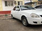ВАЗ (Lada) Priora 2170 (седан) 2010 года за 1 800 000 тг. в Атырау – фото 2