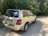 Toyota Highlander 2001 года за 4 950 000 тг. в Алматы – фото 2