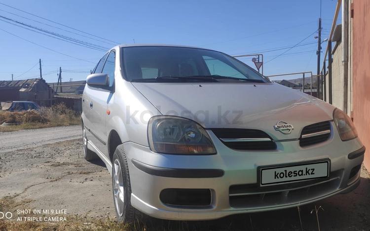 Nissan Tino 2001 года за 3 000 000 тг. в Нур-Султан (Астана)