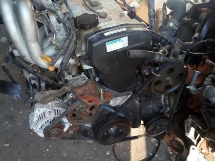 Двигатель коробка автомат акпп 5e-FE V-1.5 на Toyota Raum EXZ10… за 111 тг. в Алматы