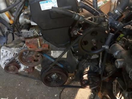 Двигатель коробка автомат акпп 5e-FE V-1.5 на Toyota Raum EXZ10… за 111 тг. в Алматы – фото 2
