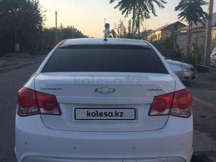 Chevrolet Cruze 2012 года за 3 550 000 тг. в Шымкент – фото 3