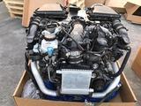Новый двигатель М276 турбо на Мерседес за 1 890 000 тг. в Алматы – фото 3