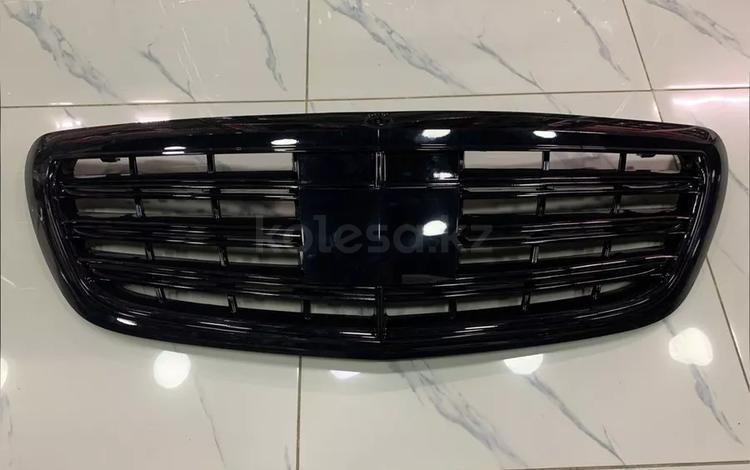 Решетка радиатора Mercedes Benz 222 за 80 000 тг. в Алматы