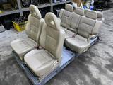 Комплект сидений на Мицубиси паджеро 3 за 250 000 тг. в Алматы