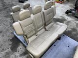 Комплект сидений на Мицубиси паджеро 3 за 250 000 тг. в Алматы – фото 4