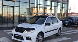 ВАЗ (Lada) Granta 2190 (седан) 2012 года за 2 200 000 тг. в Караганда – фото 2