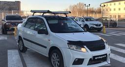 ВАЗ (Lada) Granta 2190 (седан) 2012 года за 2 200 000 тг. в Караганда – фото 4