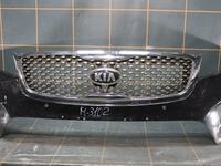 Бампер передний - Kia Sorento 3 Prime за 98 000 тг. в Алматы