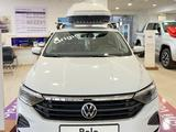 Volkswagen Polo Origin 2021 года за 6 926 000 тг. в Караганда – фото 2