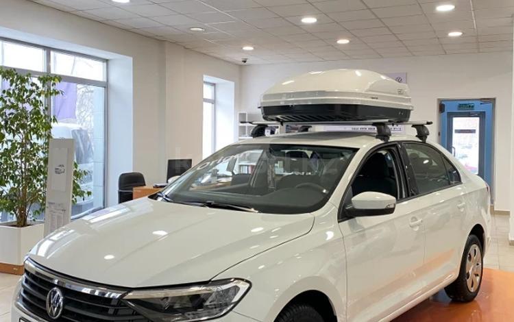 Volkswagen Polo Origin 2021 года за 6 926 000 тг. в Караганда