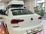 Volkswagen Polo Origin 2021 года за 6 926 000 тг. в Караганда – фото 3