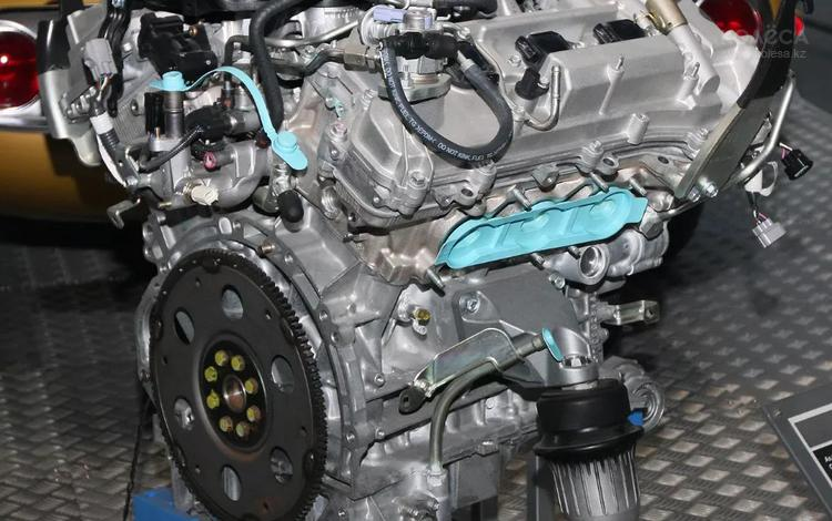 Двигатель Toyota Camry 3.5 2GR FE за 990 000 тг. в Алматы