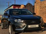 ВАЗ (Lada) Vesta 2018 года за 5 100 000 тг. в Караганда – фото 2
