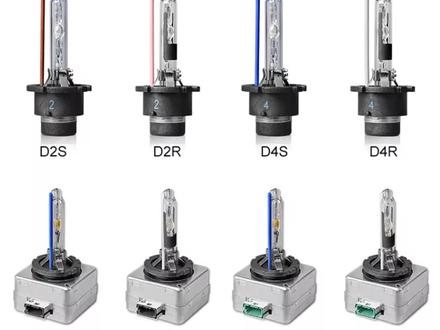 Лампа (лампочка) ксенона d1s, d2s, d2r, d3s, d4s за 5 000 тг. в Алматы