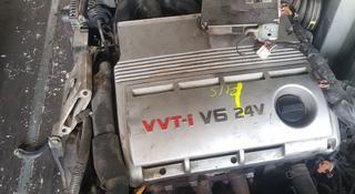 Двигатель из Японии 1MZ VVT-I 4x4 за 1 010 тг. в Алматы