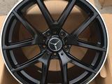 Новые диски/AMG Авто диски на Mercedes Geländewagen за 440 000 тг. в Алматы – фото 2