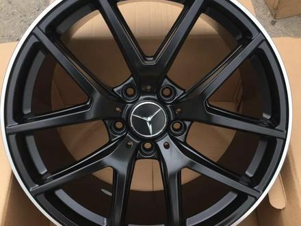 Новые диски/AMG Авто диски на Mercedes Geländewagen за 300 000 тг. в Алматы – фото 2