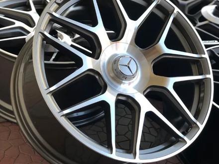 Новые диски/AMG Авто диски на Mercedes Geländewagen за 300 000 тг. в Алматы – фото 4