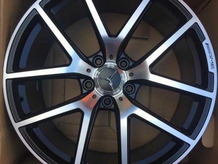 Новые диски/AMG Авто диски на Mercedes Geländewagen за 300 000 тг. в Алматы – фото 5
