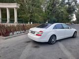 Mercedes-Benz S 500 2006 года за 8 000 000 тг. в Алматы – фото 4