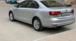 Volkswagen Jetta 2017 года за 7 000 000 тг. в Нур-Султан (Астана) – фото 4