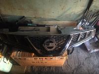 Решетка радиатора на Nissan murano z51 за 45 000 тг. в Алматы