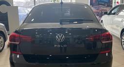 Volkswagen Polo 2021 года за 5 971 530 тг. в Петропавловск – фото 3