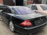 Mercedes-Benz CL 600 2000 года за 1 200 000 тг. в Караганда – фото 4