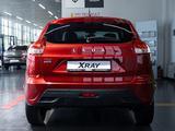 ВАЗ (Lada) XRAY Comfort 2021 года за 6 520 000 тг. в Актобе – фото 5