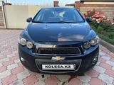 Chevrolet Aveo 2013 года за 3 600 000 тг. в Алматы – фото 2