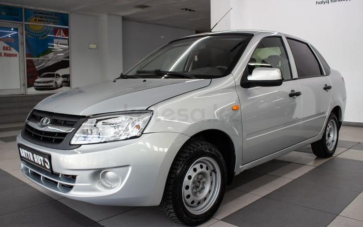 ВАЗ (Lada) Granta 2190 (седан) 2013 года за 2 600 000 тг. в Алматы