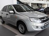 ВАЗ (Lada) Granta 2190 (седан) 2013 года за 2 800 000 тг. в Алматы – фото 3