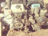 Мотор на мерс акпп Мерседес матор 604. Дизель 2.2 об… за 280 000 тг. в Тараз – фото 3