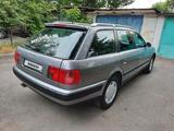 Audi 100 1994 года за 2 280 000 тг. в Алматы – фото 2