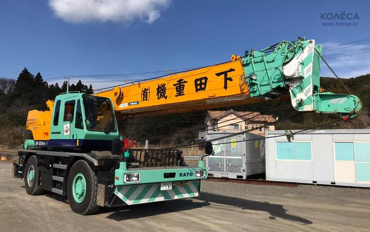 Kato  KATO 26 тонн KR-25H-V6 в лизинг! 2015 года в Алматы