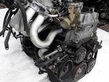 Двигатель Nissan qg18de 1.8 л из Японии за 240 000 тг. в Актобе – фото 3
