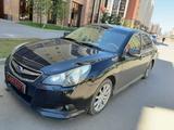 Subaru Legacy 2011 года за 5 300 000 тг. в Нур-Султан (Астана) – фото 3