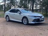 Toyota Camry 2018 года за 12 900 000 тг. в Нур-Султан (Астана)