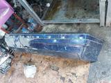 Бампер задний на Bmw E36 оригинал в сборе усилитель, крепление… за 15 000 тг. в Алматы – фото 2
