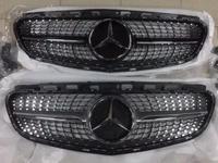 Mercedes w205 решетка радиатора AMG Diamond за 100 000 тг. в Алматы